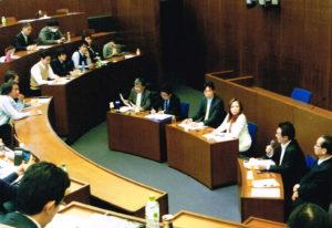 地域政党の研究会