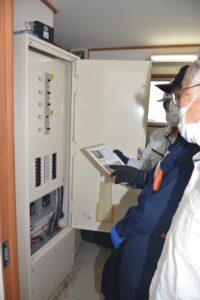 太陽光発電活用訓練